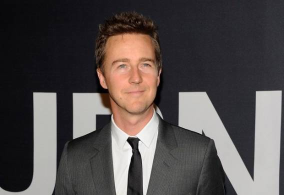 Edward Norton supports Seany Foundation