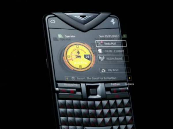 Constellation Quest Ferrari by Vertu