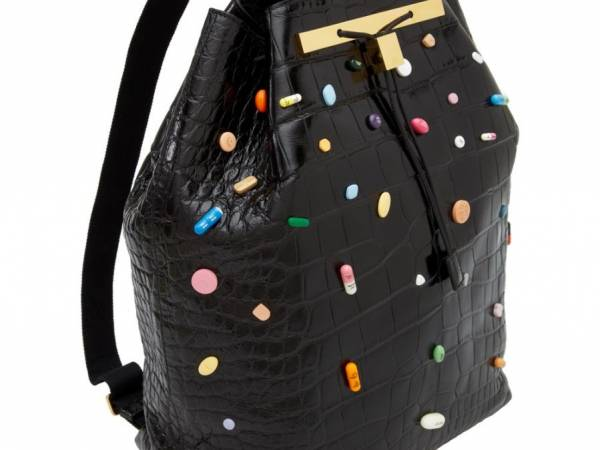 World's most expensive Backpack