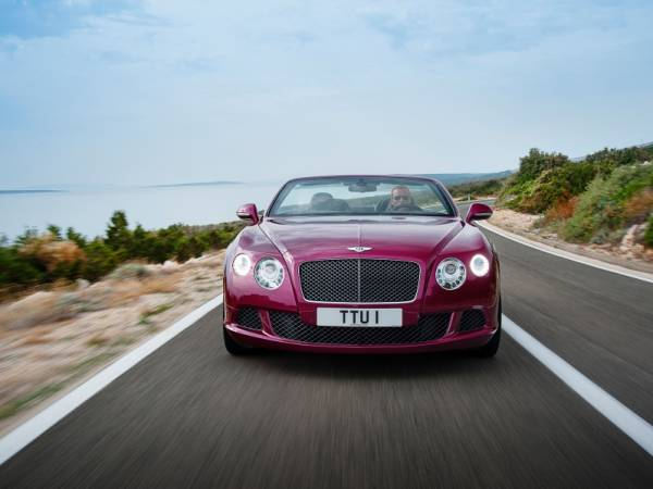 Bentley 2014 Continental GT Speed Convertible