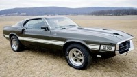 Rare Ford Mustang sells at Pa. auction for $280,000