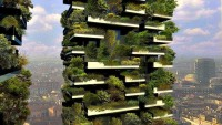 Milans Vertical Forest (Bosco Verticale): The First Of Its Kind