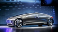 Mercedes Shows Us New Autonomous Concept Car