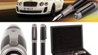 Tibaldi launches Bentley inspired limited edition pen