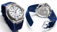Limited edition IWC Ingenieur Automatic Mission Earth watch