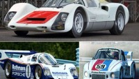 Iconic Porsche racing models to go under the hammer at Bonhams Quail Sale