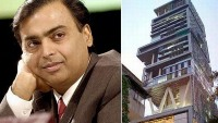 "Most expensive house in the world ""Antilla"" is in Mumbai, India"
