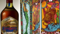 Jose Cuervo's artisitc tequila bottle: A tribute to ten generations of tequila making