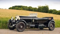 1927 E. Bullivant Bentley to go on auction at Bonham's Quail Lodge Auction
