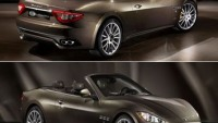 Maserati collaborates with Fendi for GranTurismo Convertible Fendi special edition