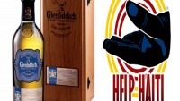Limited edition Glenfiddich bottles offered to support Haiti quake victims