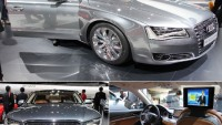 Audi A8 W12 sedan special edition concept unveiled at the Frankfurt Motor Show