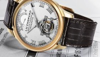 Chopard's L.U.C Triple Certification Tourbillon is an innovation in the world of Swiss haute horlogerie