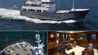 Expedition charter yacht Axantha II is for sale