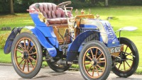 Bonhams to auction rare vintage cars 'the last of its kind' in Veteran Cars sale