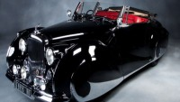 Barrett-Jackson to auction world's most expensive post war Bentley