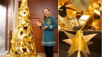 Ginza Tanaka designs world's most expensive Christmas tree worth $2 million