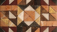 Limited edition $150K Stone Mosaics by Gnosis for modern day palace