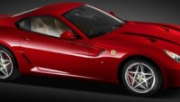 599 GTB Fiorano car - Color: Red  // Description: amazing