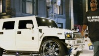 Dwayne Wade's Hummer H2