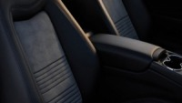 Leather touch interiors