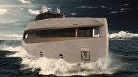 Motion Code Blue designs Explorer yacht concept for luxurious sea expeditions