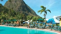 Resort at St. Lucia