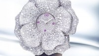 Jaeger-LeCoultre La Montre Extraordinaire La Rose secret watch gets a diamond makeover