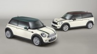 Special editions Mini Hyde Park and Mini Green Park are inspired by London's Royal Parks