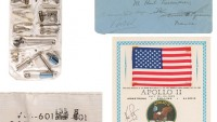 Apollo 17 tool kit auctioned for $75,959 at Space and Aviation auction
