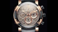 Romain Jerome's Moon Dust Red Mood Chrono watches inherits the celestial collection