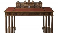 David Linley's Queen's Diamond Jubilee Desk is for architectural spaces