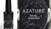 Azature $250,000 black diamond nail polish is for the one percent