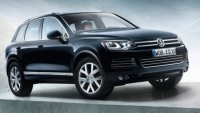Volkswagen Touareg Edition X mark the off-road capable SUV Touareg's 10th anniversary