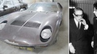 1969 Lamborghini Miura S – One of the most interesting Miuras of all times goes on auction