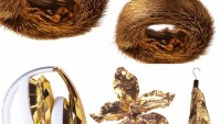 Swiss company Nobline specializes in fashion and lifestyle products plated in 24 Karat gold