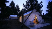 Glamping: Glamorous Camping for the rich