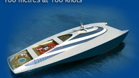 Ram Wing 100 luxury yacht by Levi Designs