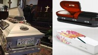 Coffins you'll love to die for, collection made for your death