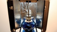 Van Cleef and Arpels' trunk for the launch of perfume Féerie