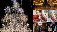 World's most luxurious Christmas trees