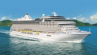 Oceania Cruises' Marina luxury ship sets sail on her maiden voyage