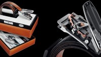 Roland Iten's Bugatti edition mechanical buckle for the discerning gentlemen