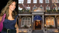 The £5,000-a-night hotel suite where Kate Middleton sleeps tonight
