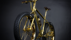 World's Expensive Bicycle is Engraved in Gold