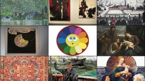 Most expensive paintings sold at auctions in 2011