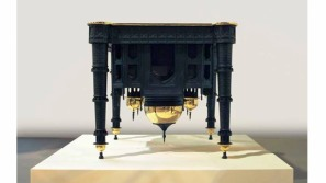The Taj Mahal table by Studio Job is the most expensive memento at $45,450