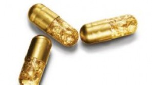 24k Gold Pills For The Super-Rich
