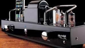 Enjoy the harmonic richness with Vintage iPod Tube Amp/Charger