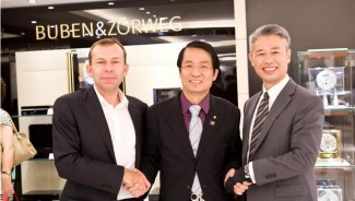 Buben & Zorweg Open InShop Boutique in Taiwan